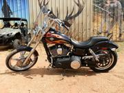 2011 - Harley-davidson Dyna Wide Glide FXDWG